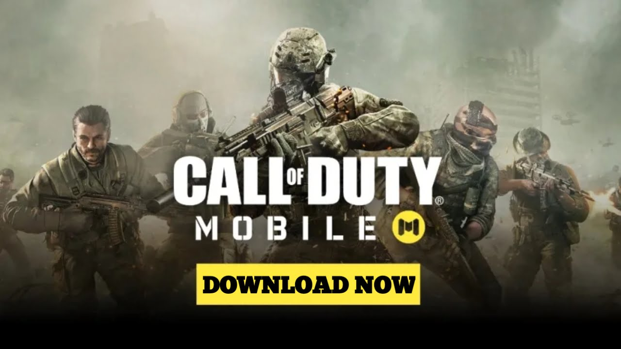 Download Call of duty mobile Latest version