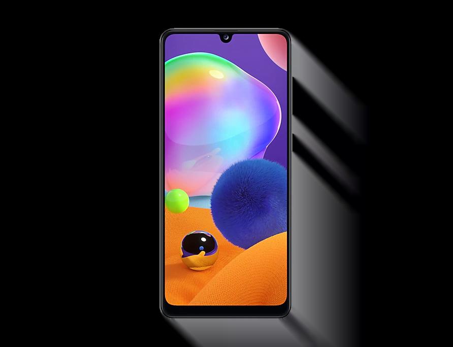 Fortnite on Galaxy A31
