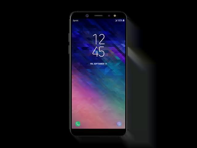 Fortnite on Samsung galaxy a6s