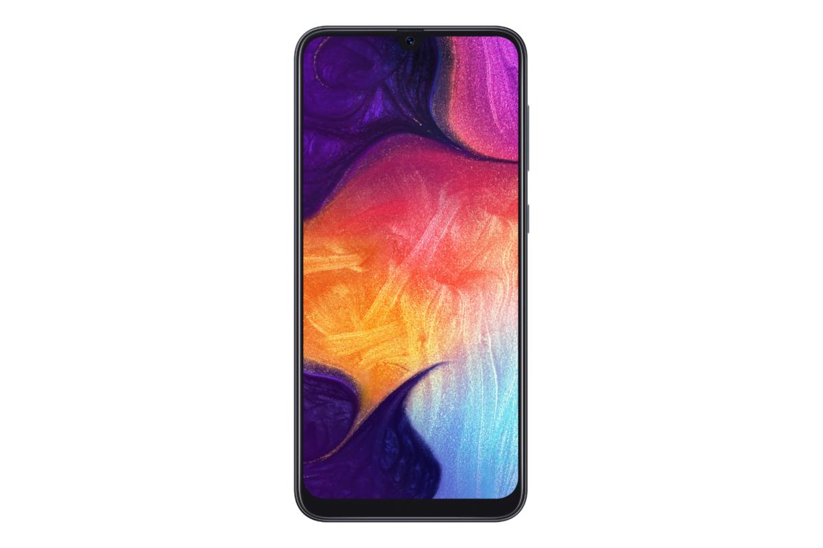 Fortnite on Galaxy A50