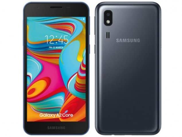 Fortnite on Samsung galaxy A2 core